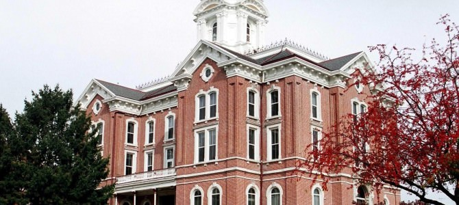 Master Planning and Historic Building Renovation at Posey County Courthouse