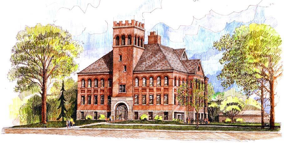 James Dean Cultural Center Fairmount