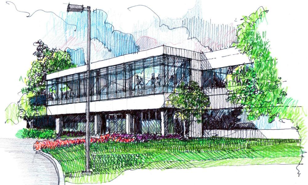 Delta Faucet Headquarters – Architura Corporation