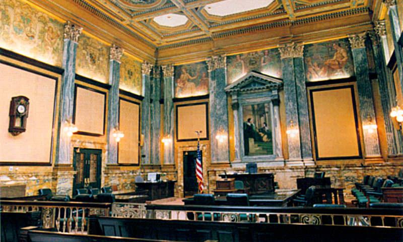 Birch Bayh Federal Building Amp U S Courthouse Architura