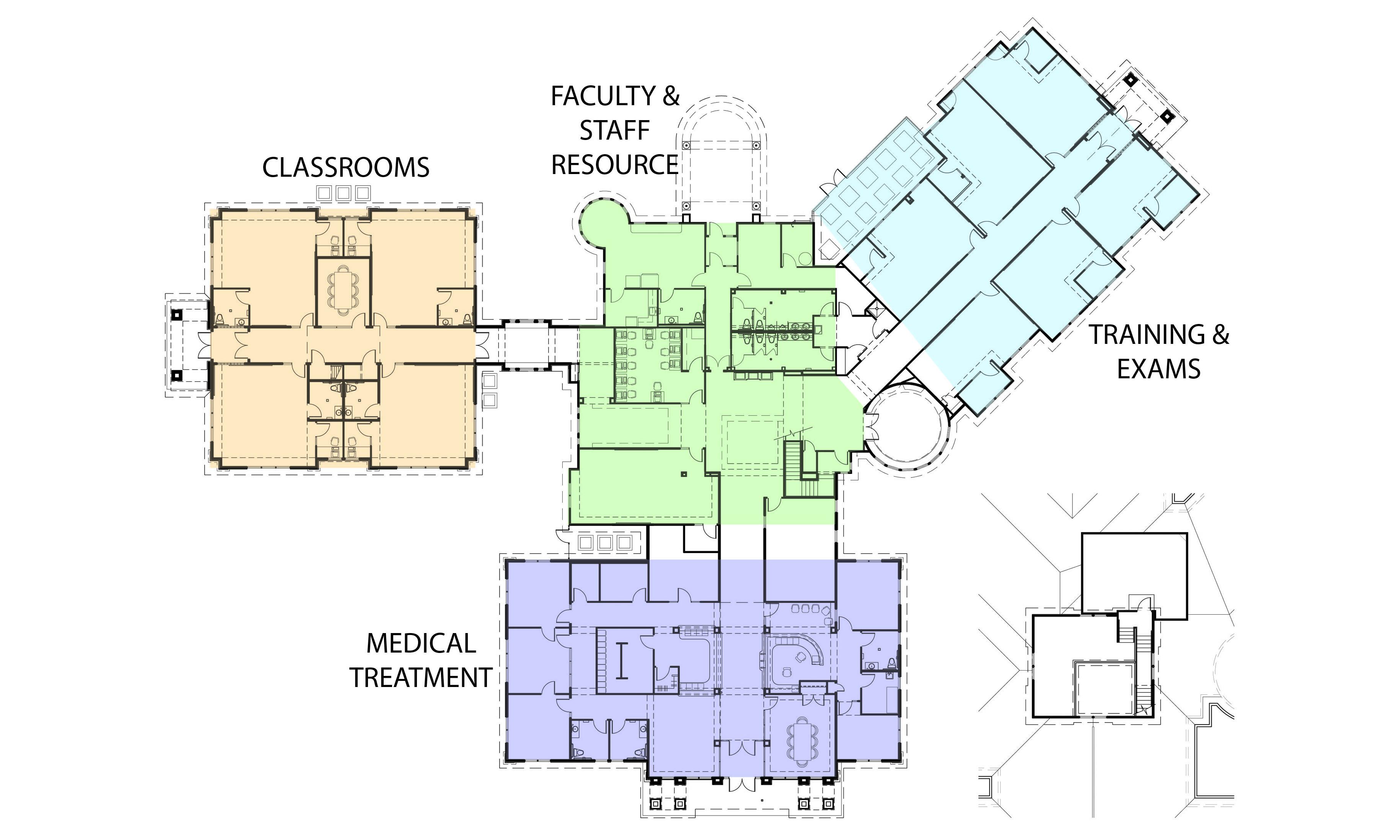 Damar Services Clinic Addition Architura Corporation