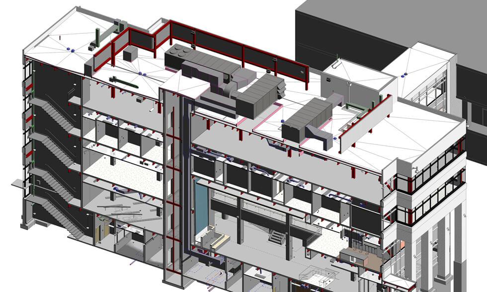 Delta Faucet Headquarters Expansion – Architura Corporation